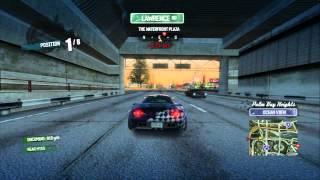 Burnout Paradise Speed Race (PS3)