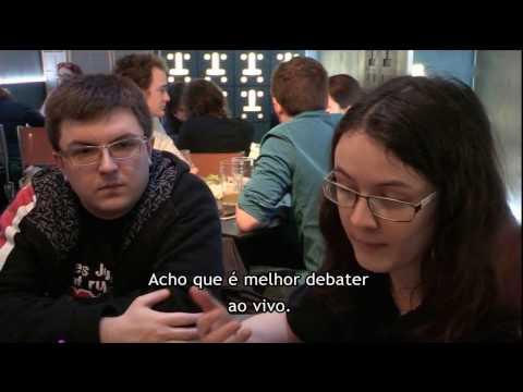 O Ódio na Internet (Les réseaux de la haine, 2014) - FILME COMPLETO, PORTUGUÊS