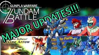 Gambar cover Arena, Events, New Mobile Suits & MORE!! | Gundam Battle: Gunpla Warfare