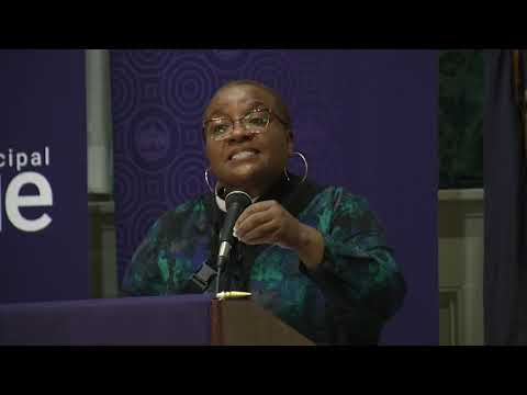PML 120th Annual Summit - Human Rights Advocate Nontombi Naomi Tutu