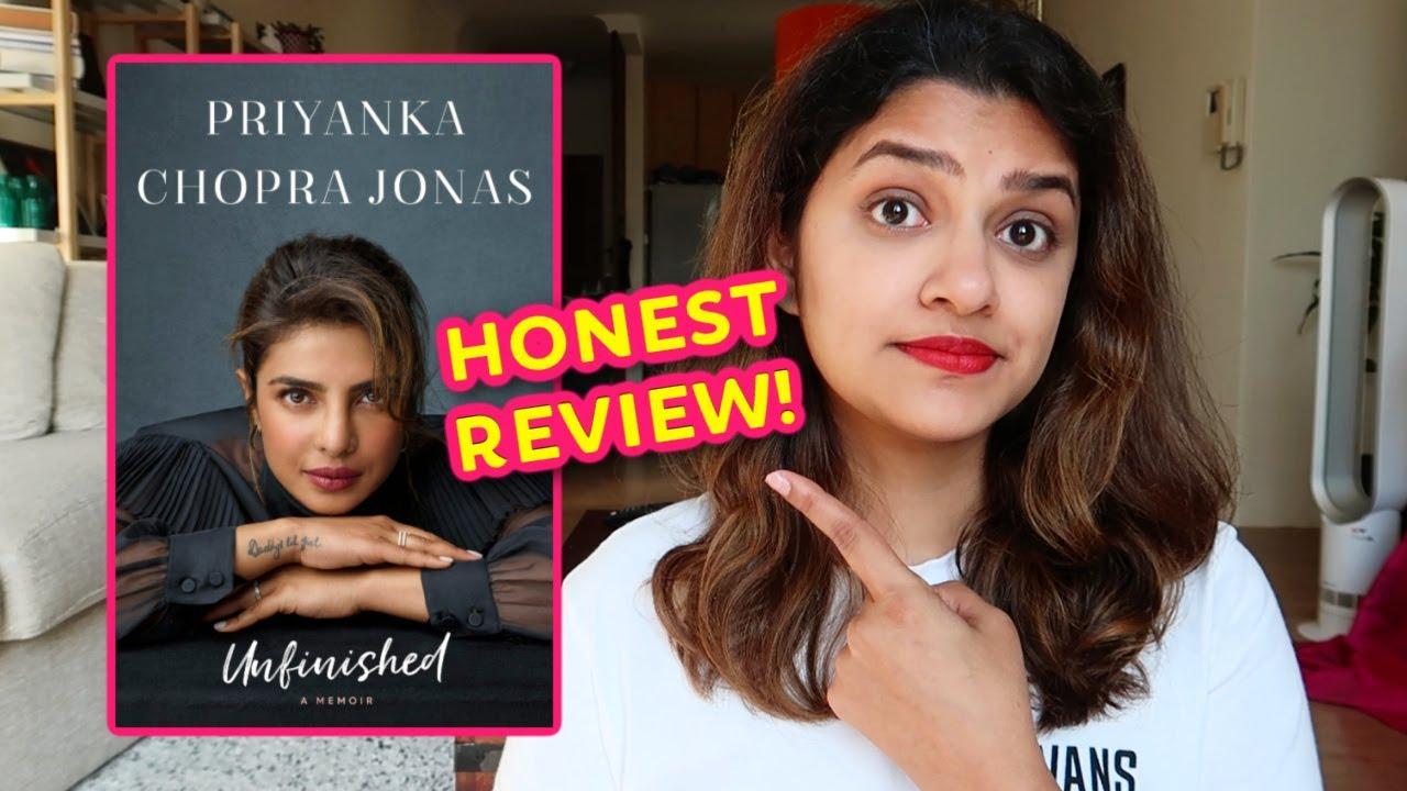 Download Unfinished by Priyanka Chopra Jonas - Honest Book Review