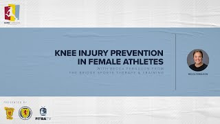 GAME CHANGERS   Knee Injury Prevention in Female Athletes