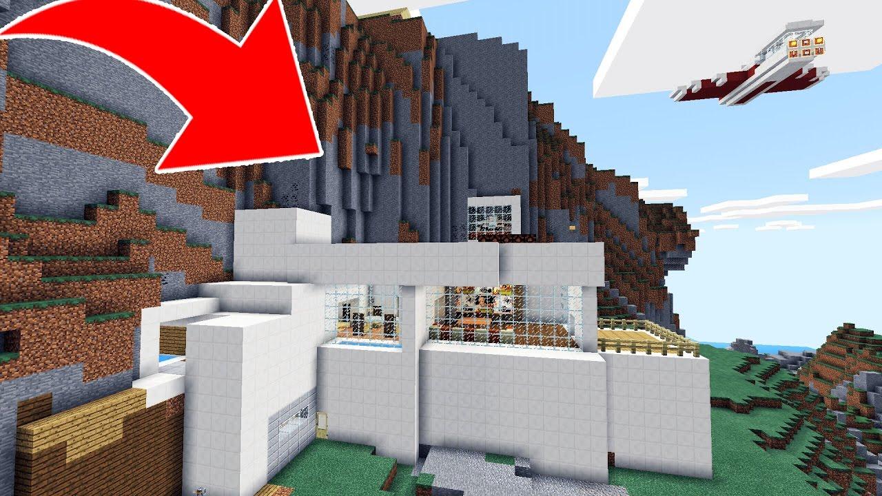 A Maior Casa Autom Tica Do Minecraft Pocket Edition