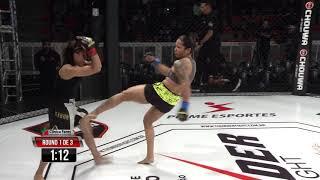 Thunder Fight 7 - Adriana Kurtz vs Jaque Leão