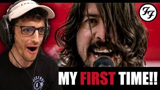 """My FIRST TIME Hearing FOO FIGHTERS - """"The Pretender"""" REACTION"""