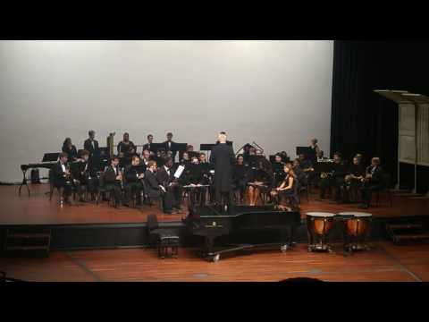 "Augusta University's Wind Ensemble Performing ""Fate of the Gods"" by Steven Reineke"