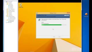 How to drag and drop a file between host to VM on VMware Workstation ?