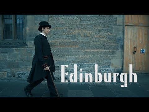 [Edinburgh Mood - Scotland] Sony a6500 short film