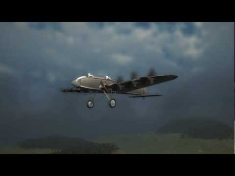 Historical airplane reconstruction - Virtual archaeology
