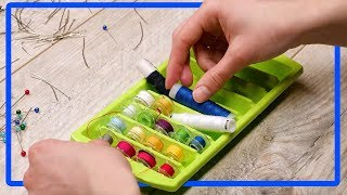 10 toothpaste life hacks. Useful tips for crafting. Tips and Tricks