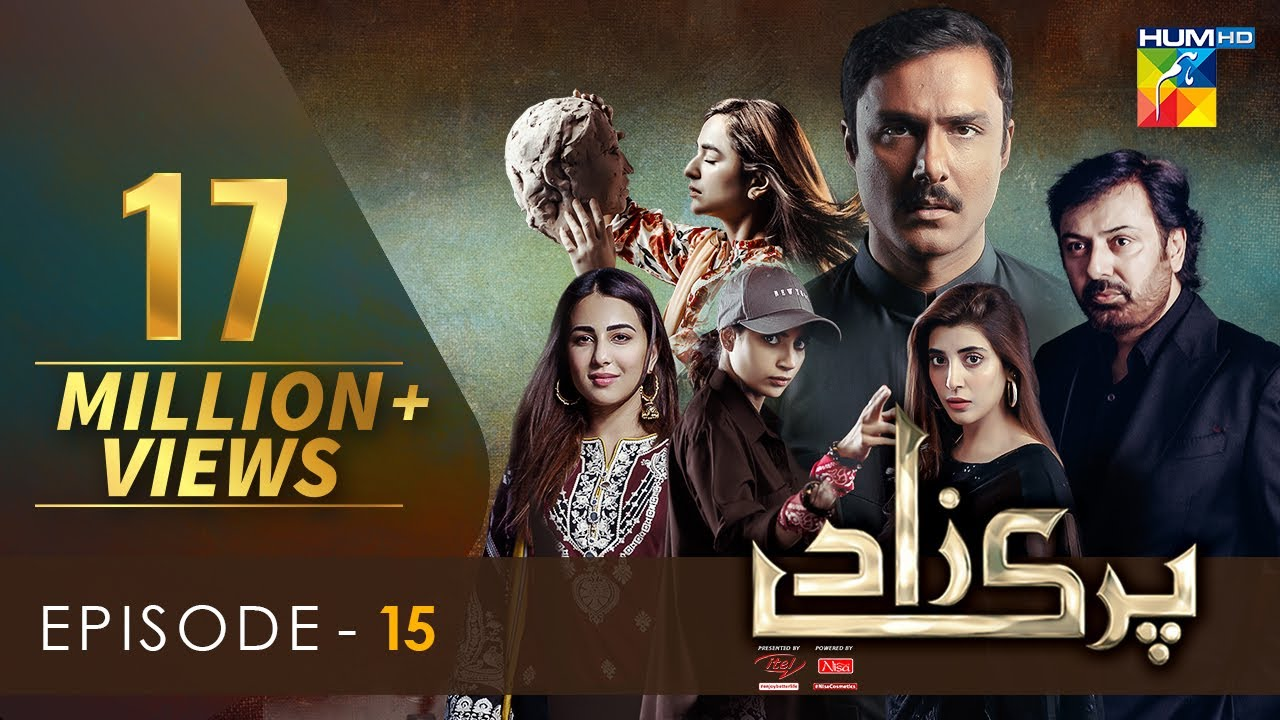 Download Parizaad Episode 15 | Eng Subtitle | Presented By ITEL Mobile, NISA Cosmetics & West Marina | HUM TV