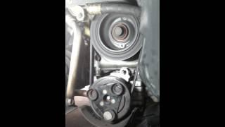 2006 mazda 3 ac clutch compressor problem