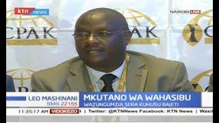 Wahasibu wafanya kikao Nairobi kujadili sera kuhusu bajeti