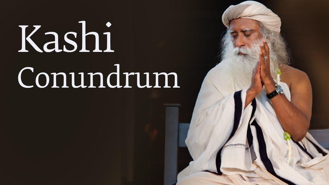 Download Kashi Conundrum - Prasoon Joshi with Sadhguru