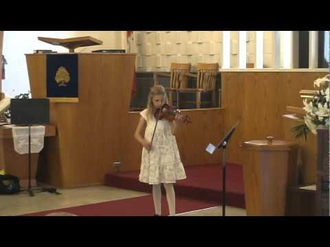 Minuet - Luigi Boccherini - played by Susanna Heystek