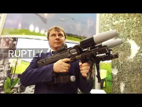Russia: Kalashnikov unveils new hydro UAV at Interpolitex 2018