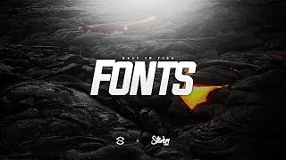 BEST FREE Fonts to Use for YouTube & Graphic Designers 2017! (Headers, Logos, Banners!)