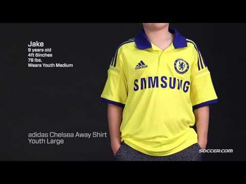 Adidas clothing size chart uk youth