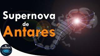 Antares, una supergigante roja de la constelación de Escorpio - El Cosmos