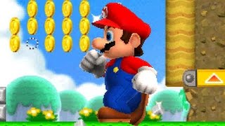 New Super Mario Bros. 2 - All 10 DLC Packs (Coin Rush)
