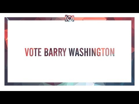 Vote Barry Washington | bengalsmedia