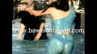 (Ini Dia) Foto Video G-String Olla Ramlan Dahsyat (Bawel Oh Bawel)