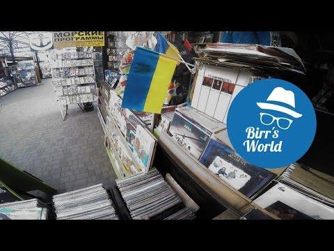 Odessa I - Buchmarkt