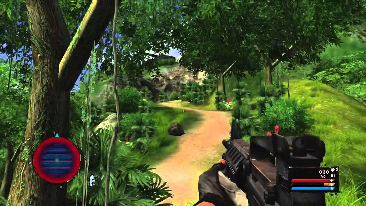 Far Cry Classic Demo Trial Gameplay Xbla Youtube