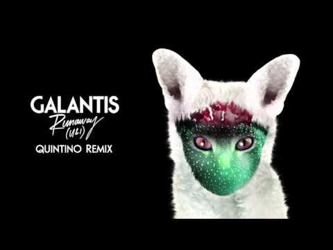 Galantis - Runaway (U&I) QUINTINO remix