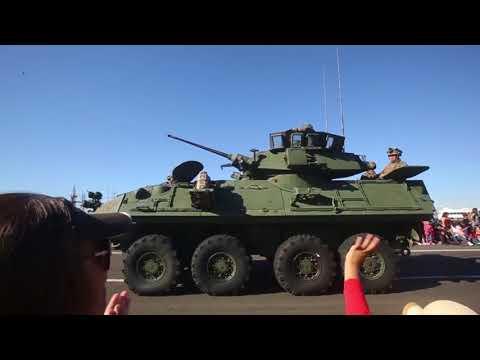 I MEF Marines Strengthen Community Ties CA, UNITED STATES 01.22.2018