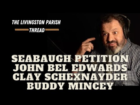 Scott Mckay - Publisher At The Hayride Talks John Bel Edwards And The Seabaugh Petition