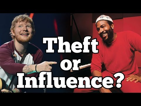 ED SHEERAN VS. MARVIN GAYE LAWSUIT: Let's Compare! Mp3