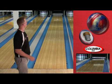 Columbia 300 Cool Noize video series featuring Amateur staff member, Tim Gillick.