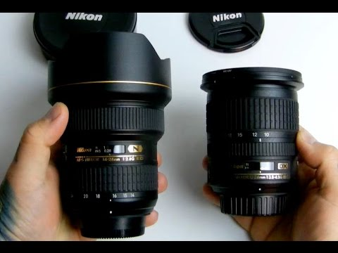 "Architecture Photography Lens angry photographer: ""must own"" nikon lenses for real estate"