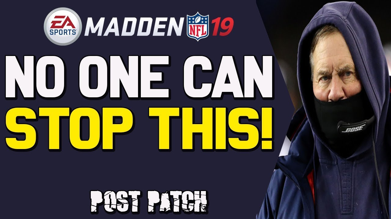3 Money Plays That No One Can Stop!! Madden 19 Tips!!