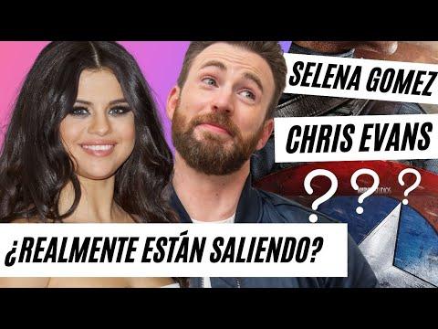 Selena Gomez y Chris Evans SALIENDO?