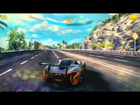 asphalt 8 mclaren p1 tm gtr cup event on map monaco. Black Bedroom Furniture Sets. Home Design Ideas