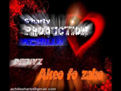 Deenyz-  AKEO FO ZAHO Instrumental by ACHILLE S'harty