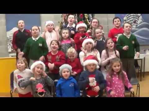 Jingle Wains!  Blue Ribbon Christmas Medley