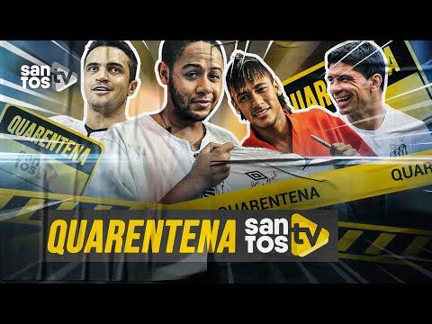 EP. 02| #QUARENTENA (😷) SANTOS TV