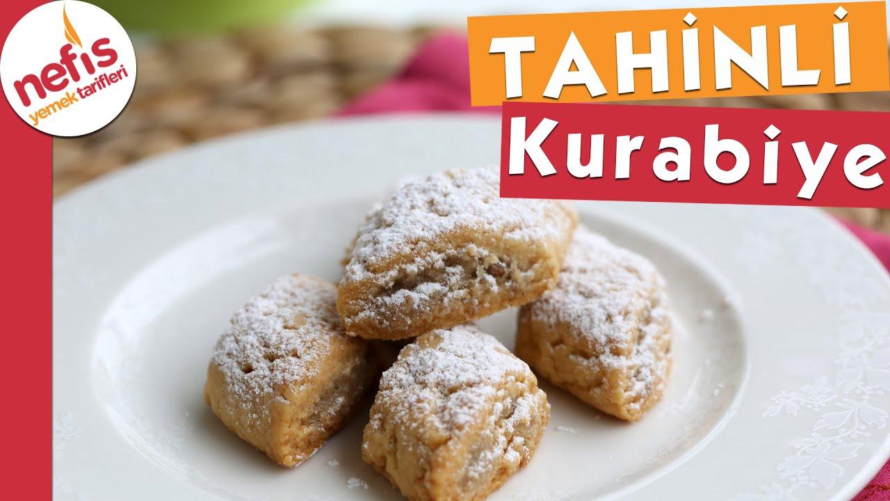 Tahinli Rulo Çörek Videosu