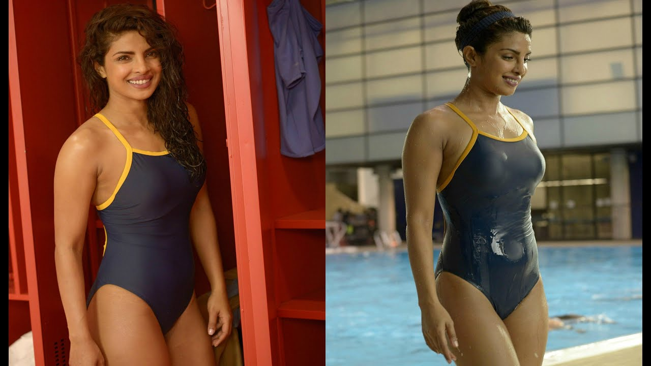 Quantico  Priyanka Chopra Hot In Swimsuit - Youtube