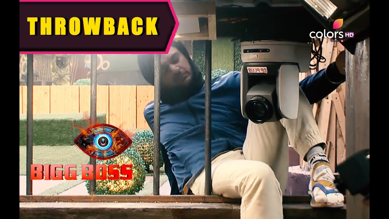 Bigg Boss | बिग बॉस | Vikas Returns To Jail In The Morning | Throwback