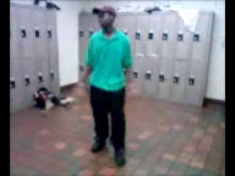 Solo in the locker room