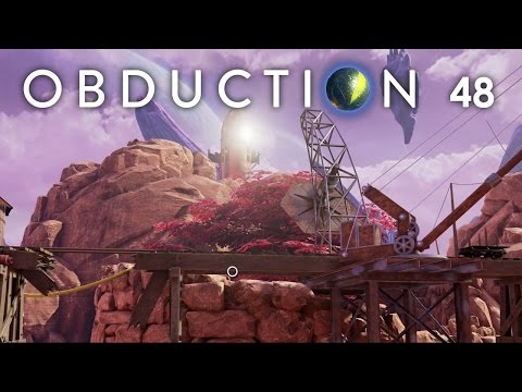 Obduction   Deutsch Lets Play #48   Blind Playthrough   Ingame English