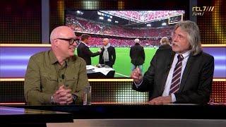 Johan Derksen wil nooit meer naar een voetbalstadion