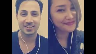 jeena sirf merre liye cover by Madan Sangroula And ikke putri