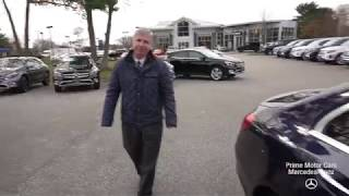 2015 Mercedes-Benz C-Class C300 video review with Dick