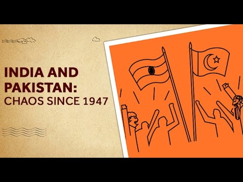 India and Pakistan Chaos - Since 1947