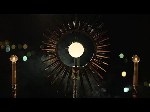 Capilla de Adoración Eucarística en vivo (en directo)